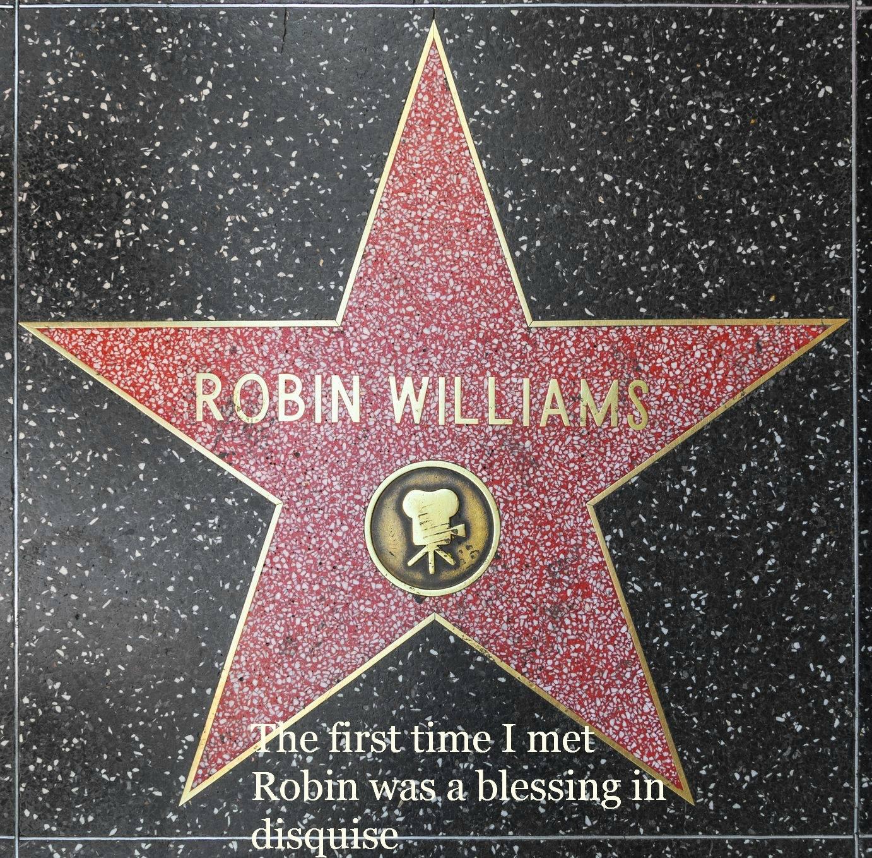 Robin Willians Star